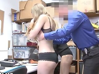 Matures Mom And Teenage Stepdaughter Penalize Fucked By Cop