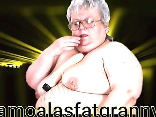 Naked Fat Granny With A Tasty Figure Part 1