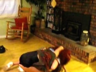 Classical Catfights In Skirts And Dresses