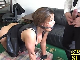 Big Titted Cougar Sienna Hudson Gets Her Hatch And Cunt Fucke
