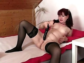 Lusty Matures Bitch Rails Sonnie In Law Man Meat