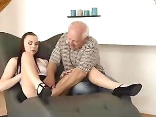 Daddy4k. Bf Caught Chick Having Old And Youthful Fuckfest With His Dad