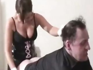 Mistress Kerry Fucks Pantyboy