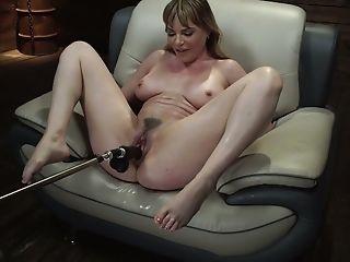 Jaw Pulling Down Seductress Dana Dearmond Is Testing Fresh Sex Bot