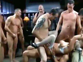 My Wifey Gang-fuck For Cash - Gonzo Porno Movie