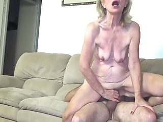 Old Matures Granny With Saggy Tits - Homemade Euro Porno With Pop-shot