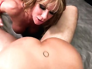 Shay Fox takes it in her mouth after
