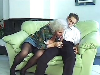 Youthful Boy In Love With Hot Mom