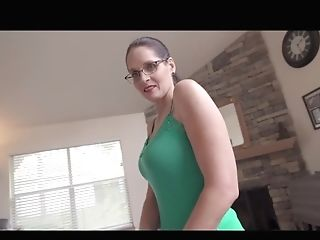 Hot Mom's Rubdown For Daughter-in-law's Big Dick Bf - P3...