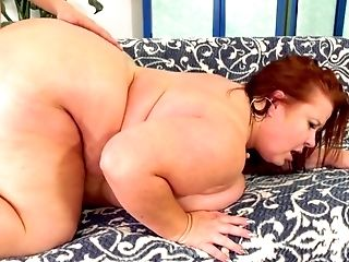 Matures Plus-size Practice With Lady Lynn