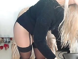 Matures Mom In Undergarments Two