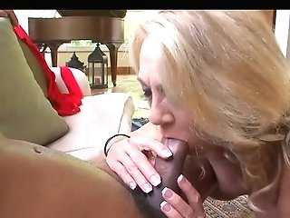 Matures Loves Her Big Black Cock Boytoy!!-1