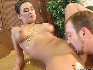 Smoking Hot Claudia Valentine Gets Her Sweet Twat Banged By Will...