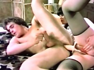 Tastey And Curvy Brown-haired Mummy Deepthroats Dick Of Her Man
