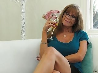 Cougar Darla Crane Fucks Her Sexy Youthful Stepson