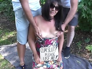 Fresh Dogging Group Sex Escapades With Slutwife Marion