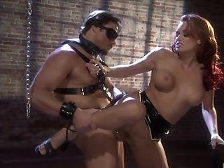 Bondage & Discipline Restraint Bondage And Fuck-fest With One...