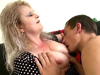 Dirty Mom Blows And Fucks Youthfull Son-in-law
