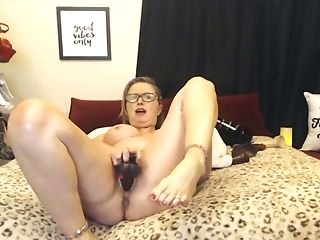Dual Foray For Horny Nerdy Matures