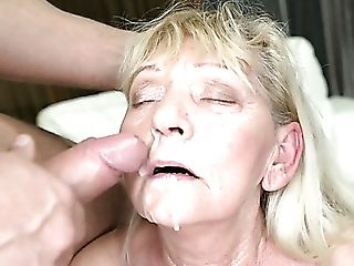 Matures Chubby Gross Whore Irene Gets Her Abhorrent Cunt Fucked In...